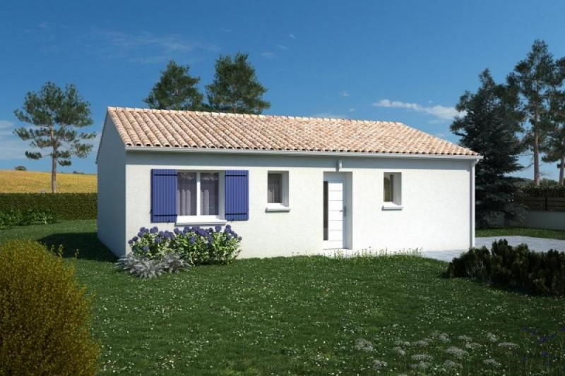 Maison  3 pièces + Terrain 624 m² Saint-Julien-des-Landes par Logis de Vendée