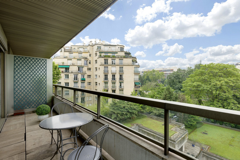 Vente de prestige appartement Paris 16ème 1 890 000€ - Photo 1