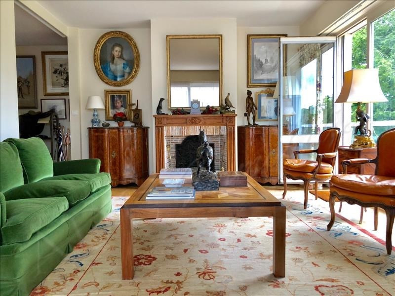 Sale apartment Chantilly 345000€ - Picture 2