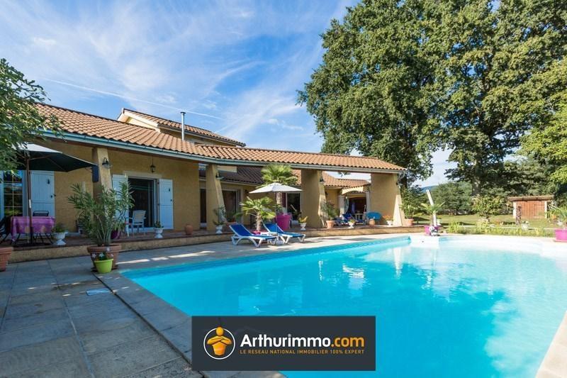Sale house / villa Morestel 395000€ - Picture 1