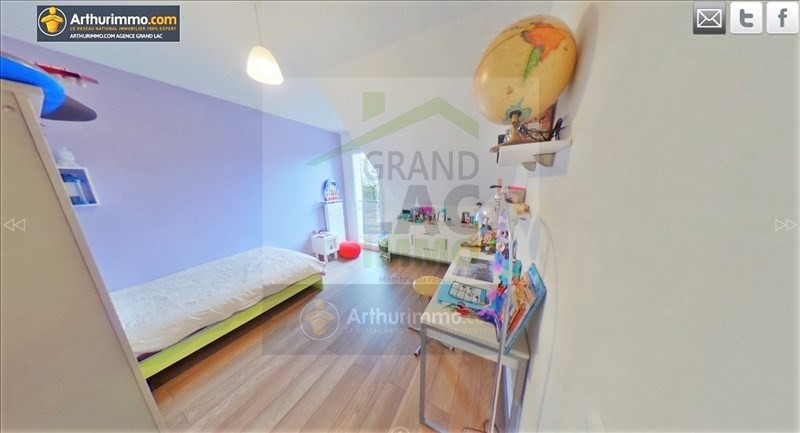 Vente appartement Drumettaz clarafond 335 000€ - Photo 4