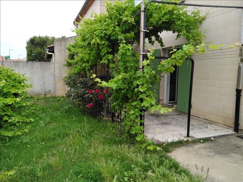 Vente maison / villa Montfavet 195000€ - Photo 2