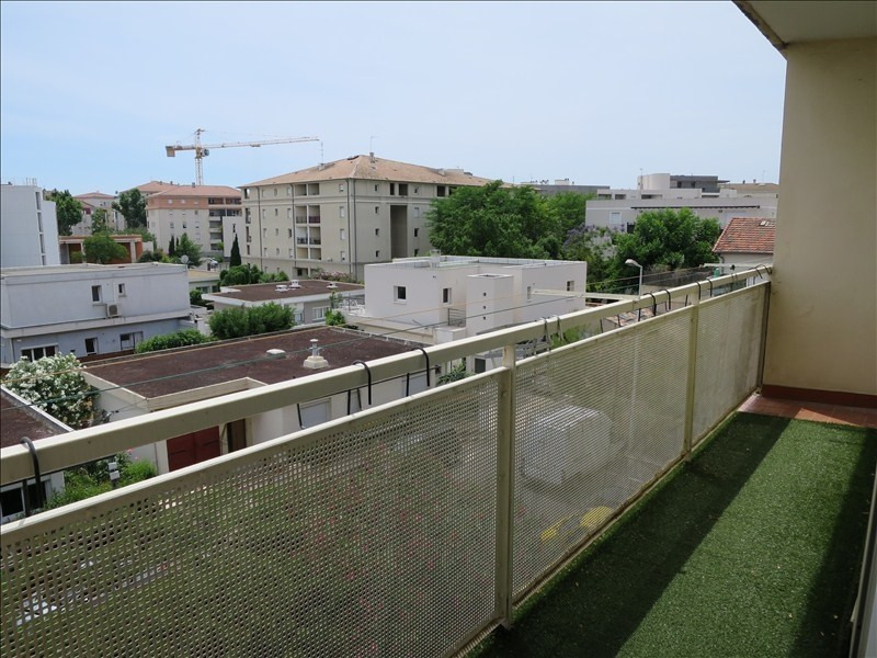Rental apartment Montpellier 816€ CC - Picture 1