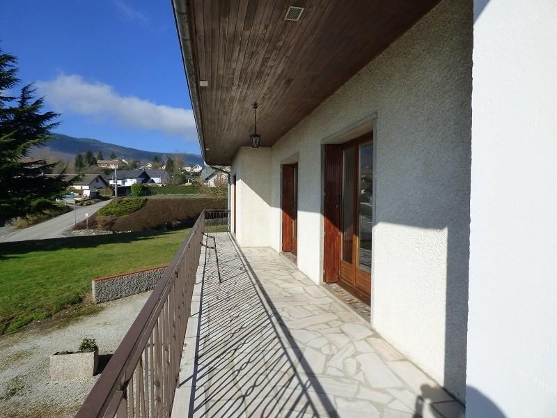 Alquiler  casa La biolle 1100€ CC - Fotografía 8