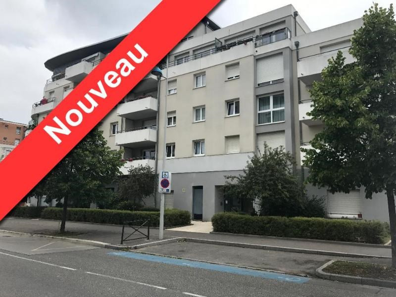 Sale apartment Strasbourg 119 000€ - Picture 1