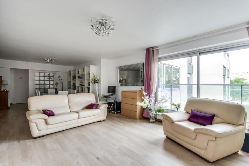 Deluxe sale apartment Paris 14ème 880000€ - Picture 2
