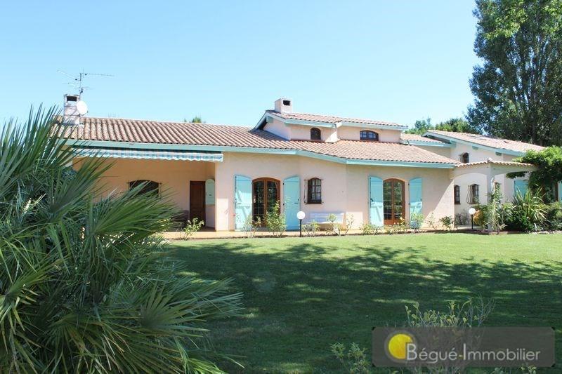 Deluxe sale house / villa Pibrac 570000€ - Picture 1