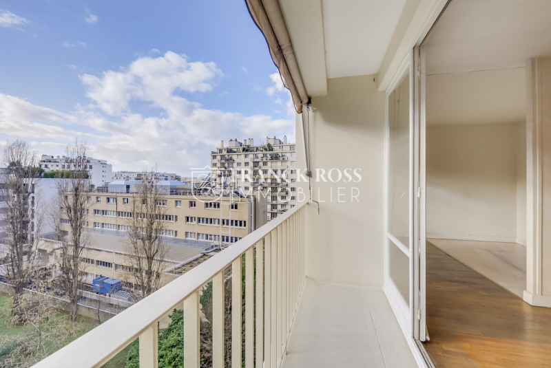 Vente appartement Paris 15ème 600 000€ - Photo 1