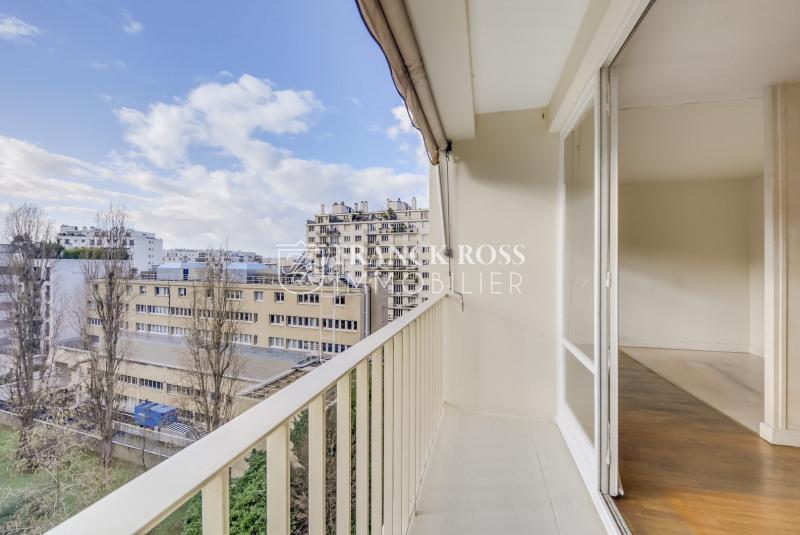Sale apartment Paris 15ème 600000€ - Picture 1