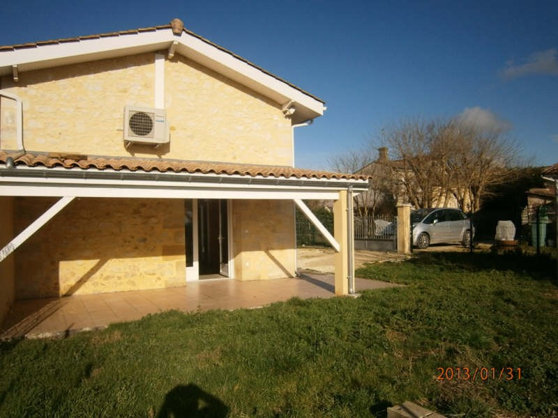 Location maison / villa St romain la virvee 681€ CC - Photo 1