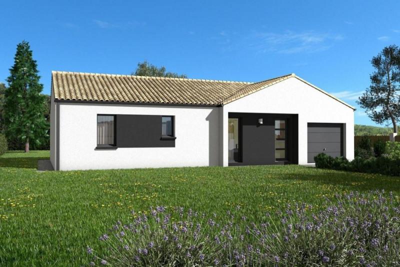 Maison  4 pièces + Terrain 521 m² Bois-de-Céné par Logis de Vendée