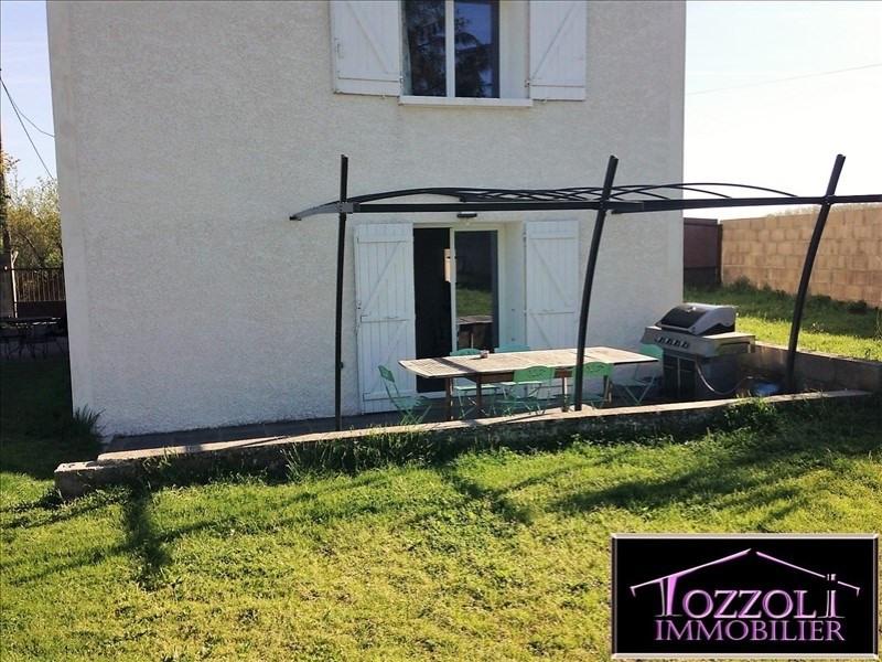 Sale house / villa Saint quentin fallavier 276000€ - Picture 6