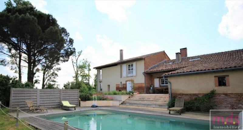 Vente de prestige maison / villa Saint-orens 10 minutes 480000€ - Photo 1