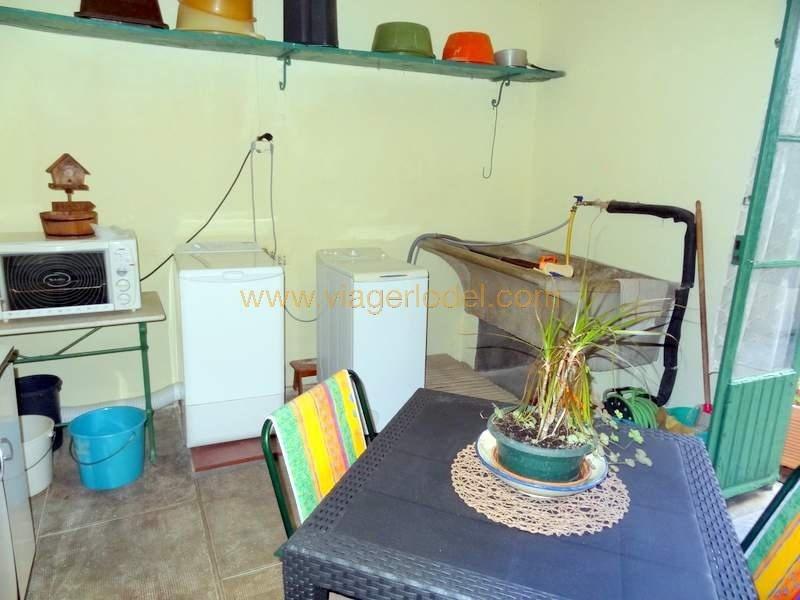 Lijfrente  huis Maureilhan 46000€ - Foto 12