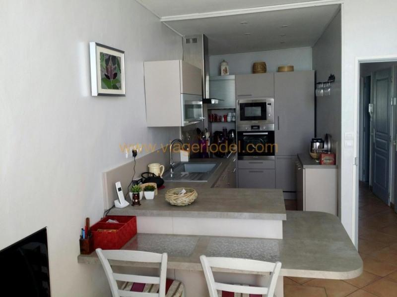 Vendita nell' vitalizio di vita casa Régusse 84000€ - Fotografia 2