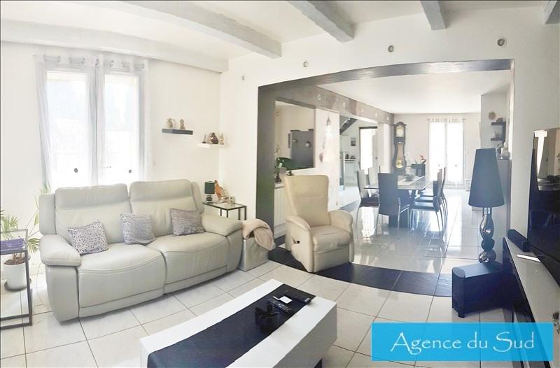 Vente maison / villa Roquevaire 364000€ - Photo 4
