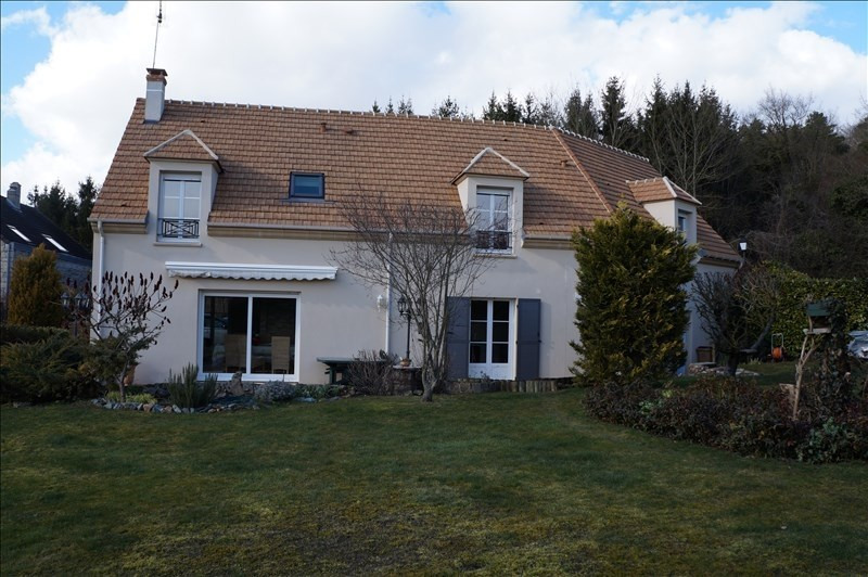 Sale house / villa Brignancourt 449300€ - Picture 2