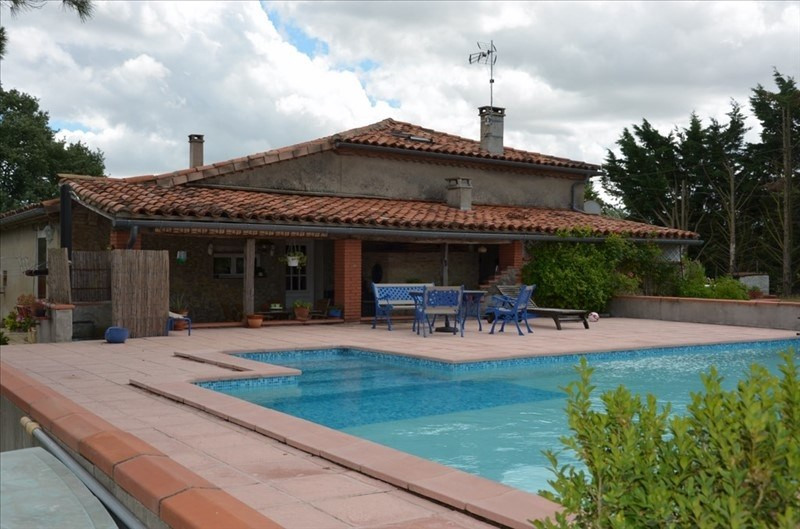 Vente maison / villa Vendine (secteur) 375 900€ - Photo 1