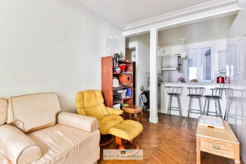 Sale apartment Paris 17ème 425000€ - Picture 1