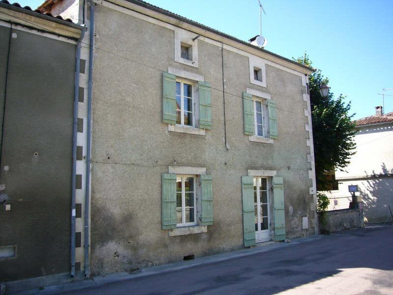 Vente maison / villa Brantome 117900€ - Photo 1
