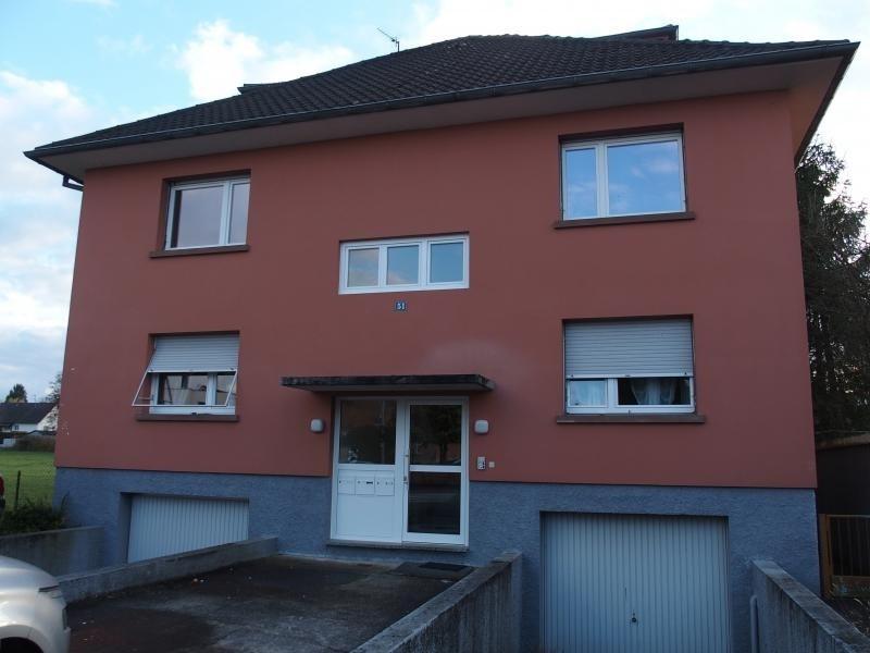 Rental apartment Haguenau 740€ CC - Picture 8