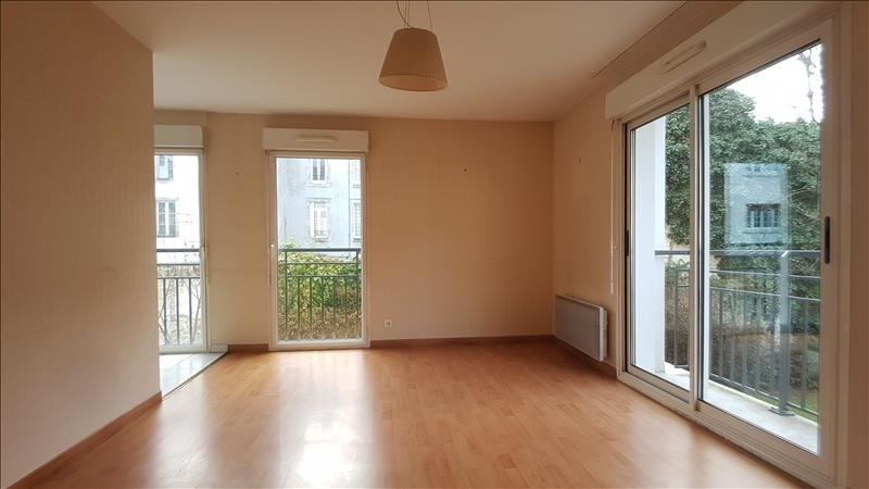 Vendita appartamento Quimper 151200€ - Fotografia 1