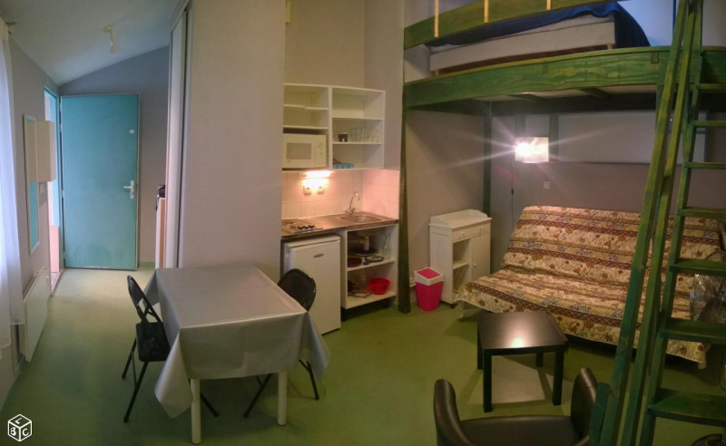 Sale apartment Toulouse 120 000€ - Picture 1