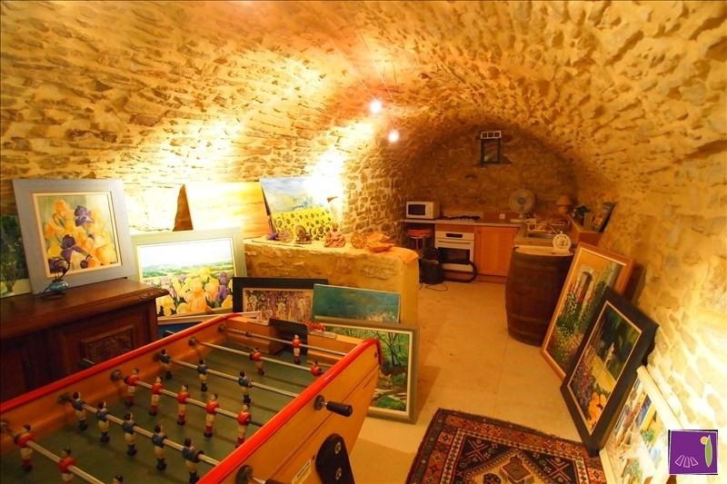 Vente de prestige maison / villa St paulet de caisson 560000€ - Photo 9