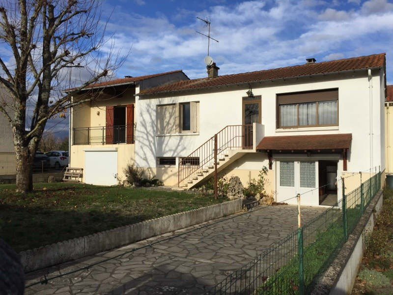 Vente maison / villa Smarves 149000€ -  1