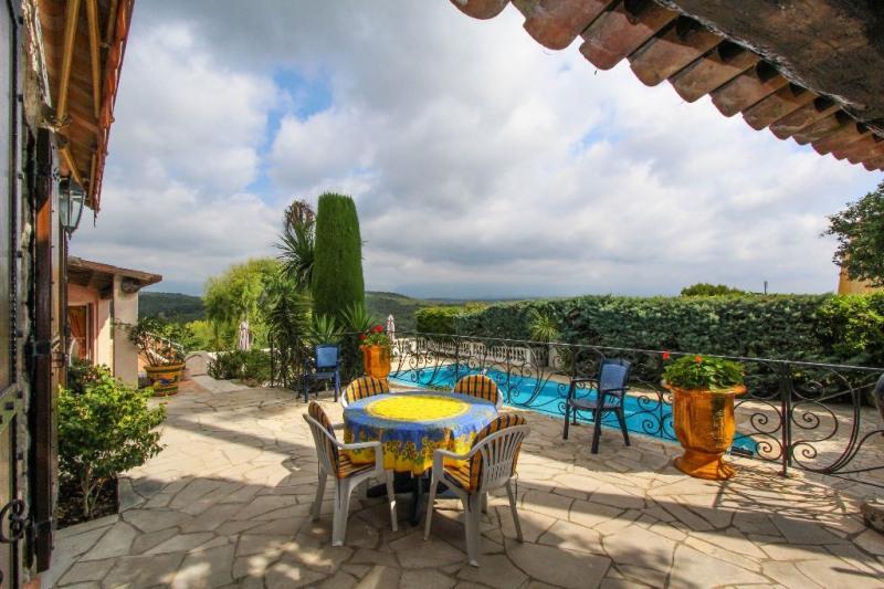 Immobile residenziali di prestigio casa Vallauris 1760000€ - Fotografia 2