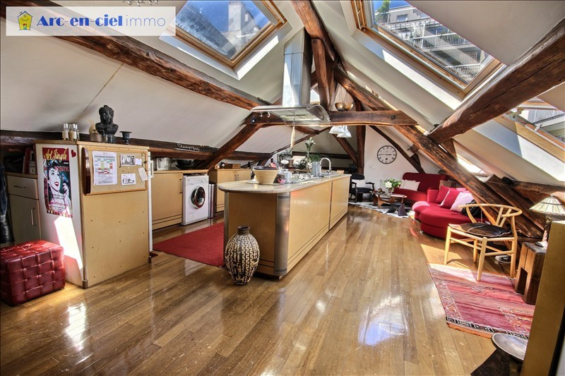 Sale loft/workshop/open plan Paris 18ème 799 000€ - Picture 2
