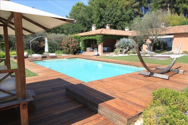 Vente de prestige maison / villa Aix en provence 3200000€ - Photo 6