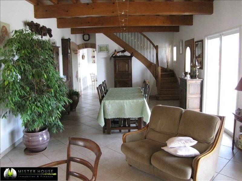 Vente maison / villa Monclar de quercy 355000€ - Photo 6
