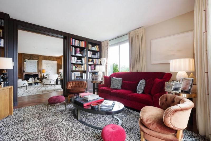 Immobile residenziali di prestigio appartamento Paris 16ème 8450000€ - Fotografia 5