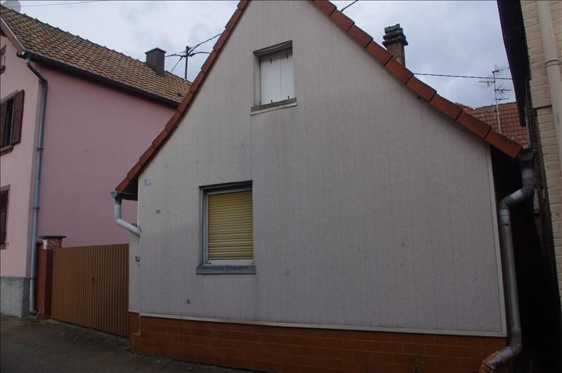 Vendita casa Eckwersheim 139100€ - Fotografia 3