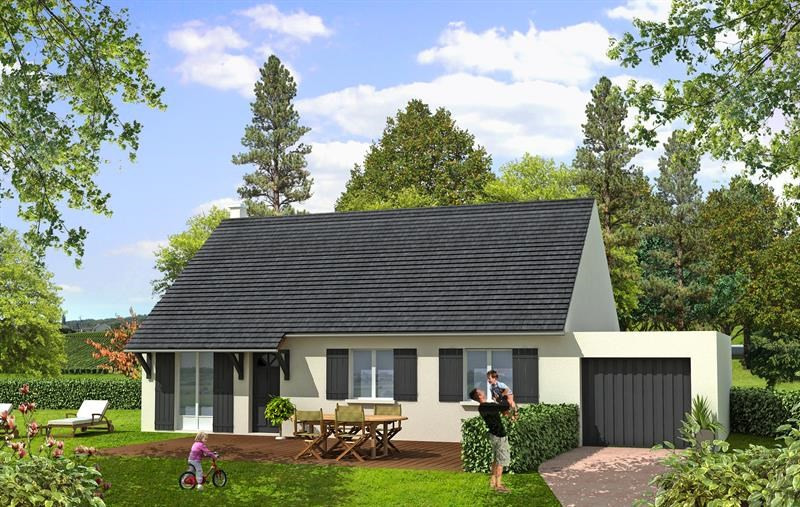 Maison  5 pièces + Terrain 650 m² Houdan par MAISONS BARILLEAU