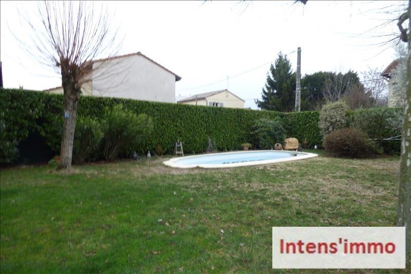 Vente maison / villa Romans sur isere 384000€ - Photo 6