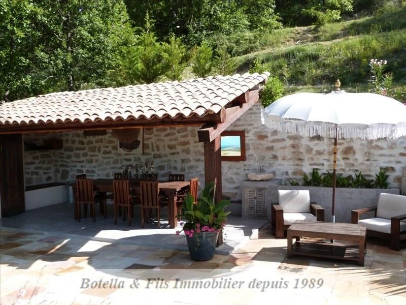 Vente maison / villa Barjac 499000€ - Photo 10