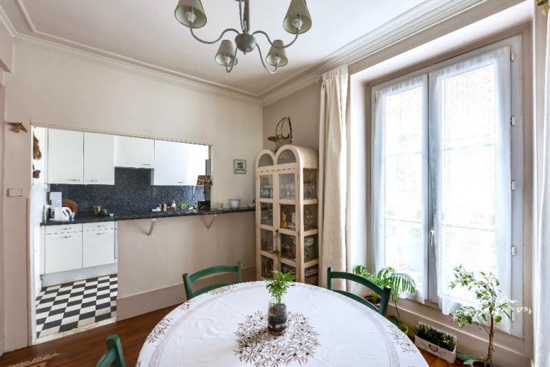 Vente de prestige appartement Paris 17ème 1260000€ - Photo 2