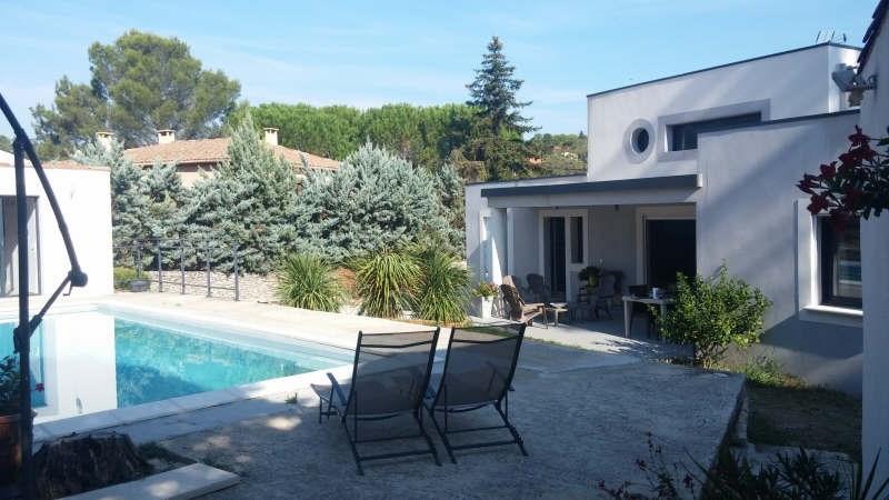 Vente maison / villa Nimes 468000€ - Photo 1