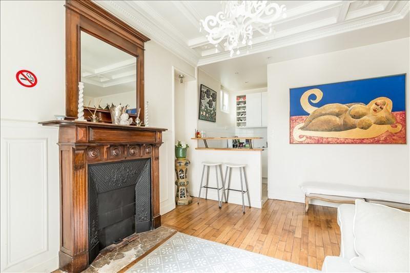 Sale apartment Paris 15ème 472500€ - Picture 3