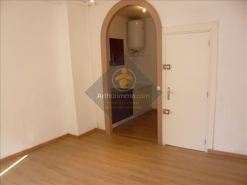 Rental apartment Sete 420€ CC - Picture 4