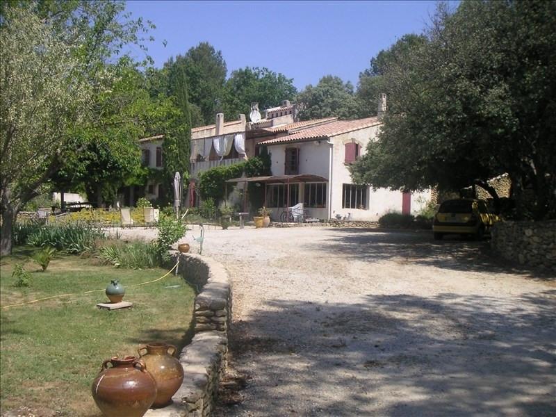 Vente de prestige maison / villa Aix en provence 1260000€ - Photo 1