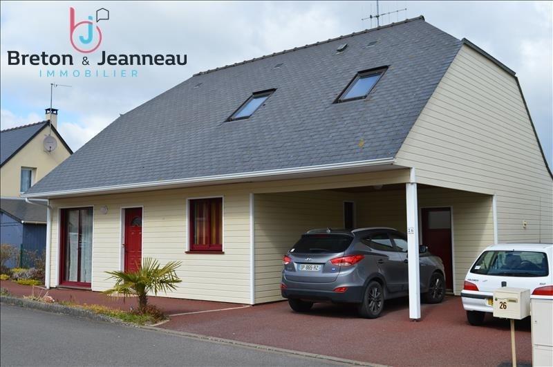 vente maison villa 6 pi ce s laval 115 m avec 4 chambres 217 360 euros breton. Black Bedroom Furniture Sets. Home Design Ideas