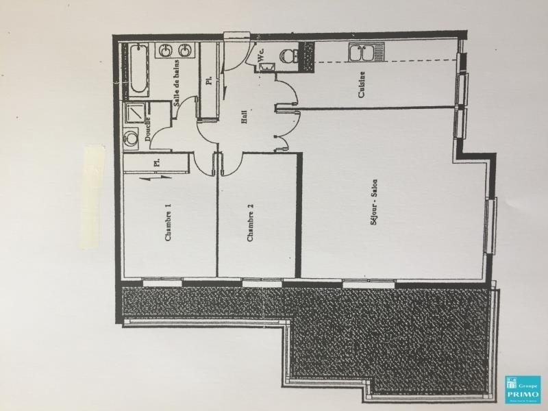 Vente de prestige appartement Chatenay malabry 520000€ - Photo 4