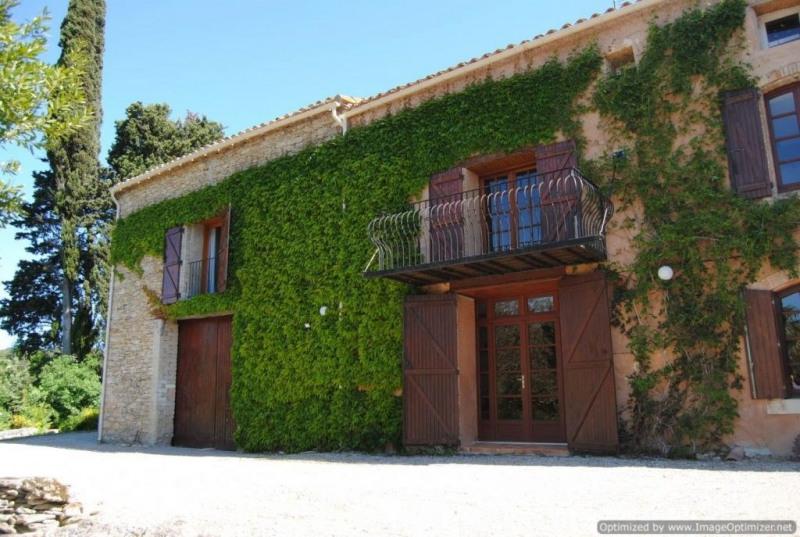 Vente maison / villa Alzonne 462000€ - Photo 2