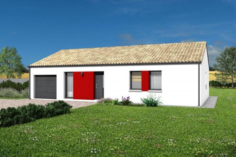 Maison  5 pièces + Terrain 551 m² Saint-Georges-des-Gardes par maisons PRIMEA