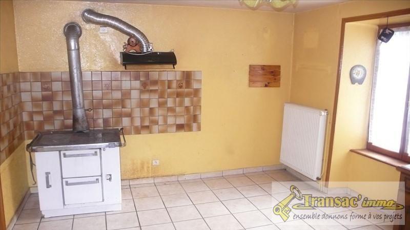 Sale house / villa La chapelle agnon 97650€ - Picture 2