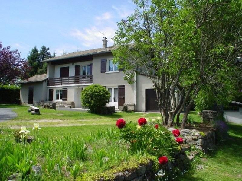 Vente maison / villa St agreve 167500€ - Photo 1