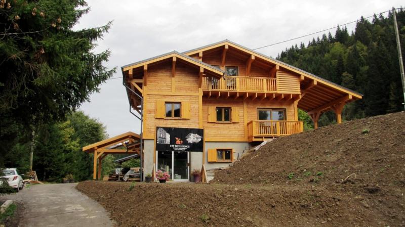 Maison  6 pièces + Terrain 940 m² Sciez par STRUCTANOVA